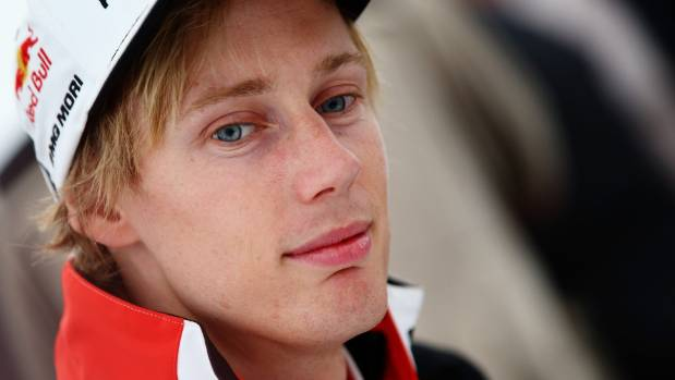 Brendon Hartley feeling 'ready' ahead of Formula One debut in Austin