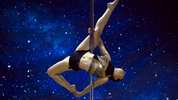 Pole dancing could be considered as an Olympic sport soon