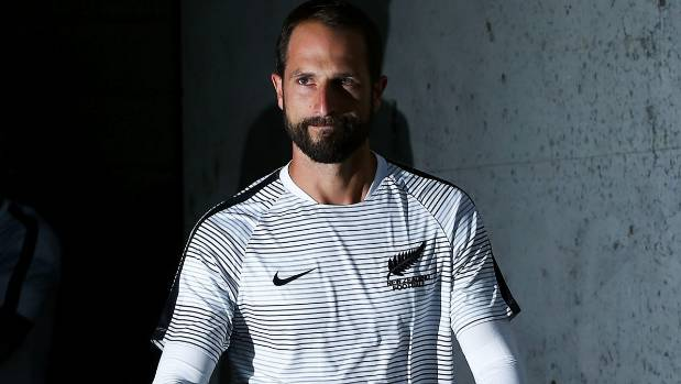 All Whites defender Durante out of World Cup playoff
