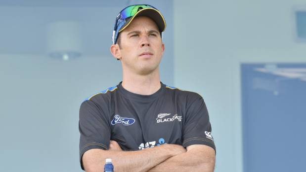 Injury rules Astle out of New Zealand's series in India
