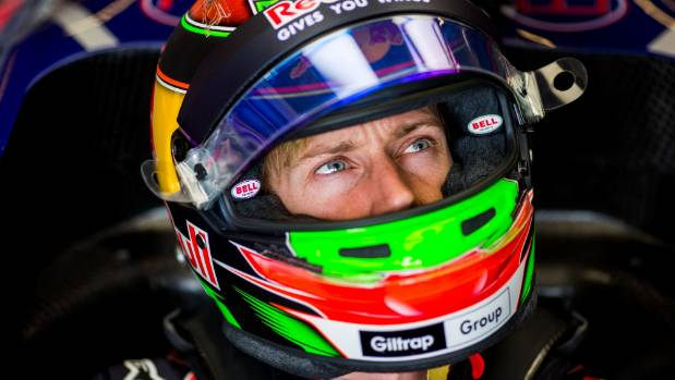 Hartley strong on day one of F1 debut