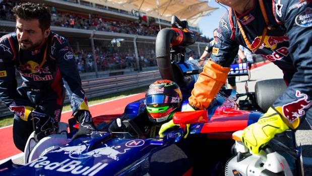 Brendon Hartley To Retain Toro Rosso Drive At Mexican GP