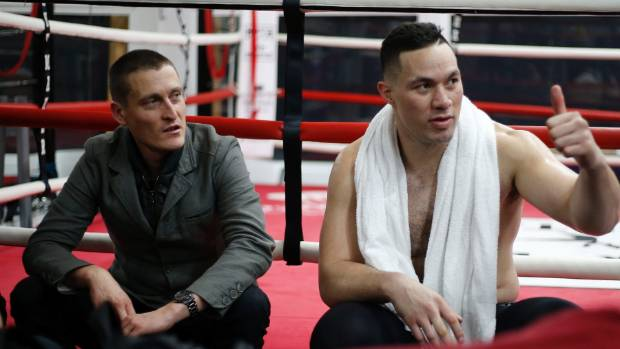 Duco confirms negotiations for Joseph Parker to fight Anthony Joshua in 2018