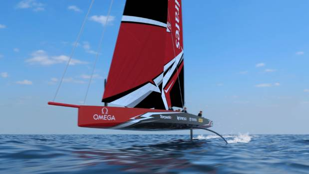 America's Cup: Oracle sailor Tom Slingsby praises Team New Zealand's 'radical' design