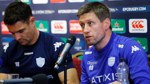 Ronan O'Gara to leave Racing 92 in January for new role