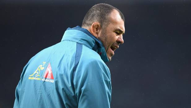 Michael Cheika escapes censure after TV rant