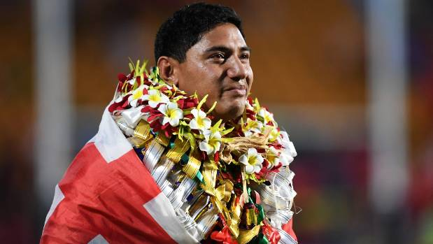 Tongan fans protest controversial World Cup knock-out