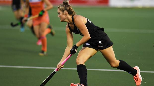 Dutch too good for Black Sticks in final
