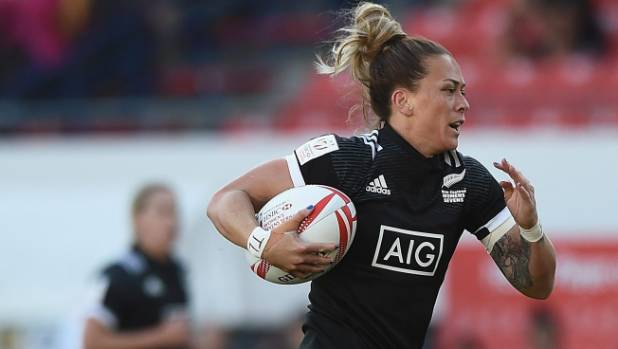 Women's team makes history at World Rugby Awards