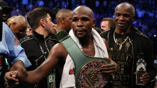 Mayweather 'Considering 51st Fight', a Conor McGregor Rematch 'Floyd's Call'