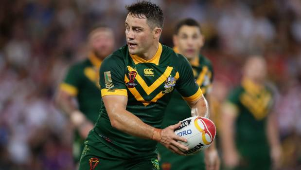 Cronk calls time on representative career