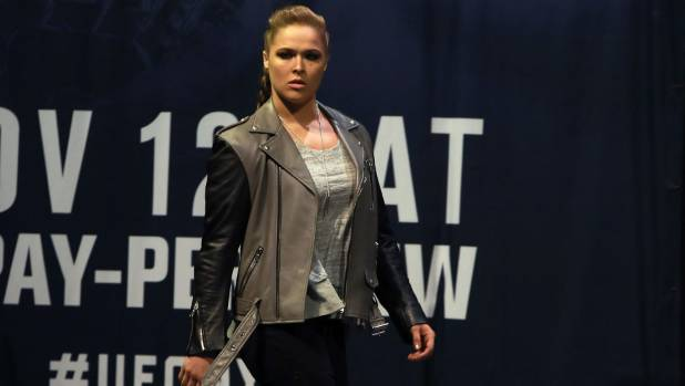 UFC star Ronda Rousey edging closer to career switch to WWE