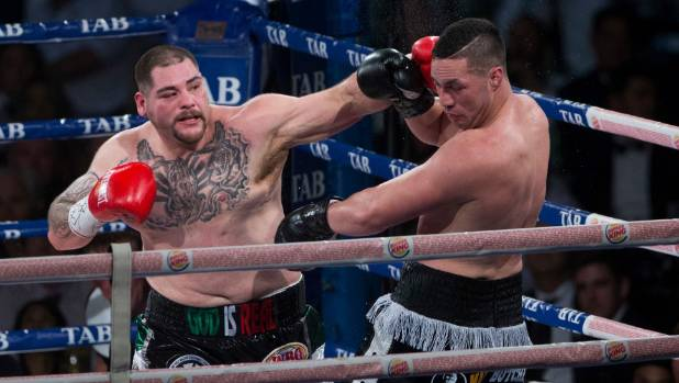 EXCLUSIVE Andy Ruiz: 'Joseph Parker didn't hurt me at all. Not once'