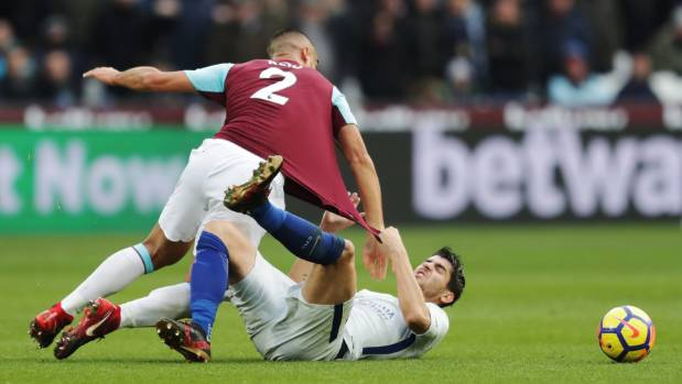 Captain Cahill says captainy things after Chelsea capitulation against West Ham