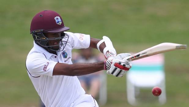 West Indies batsmen fail to stick to instructions in test loss to New Zealand