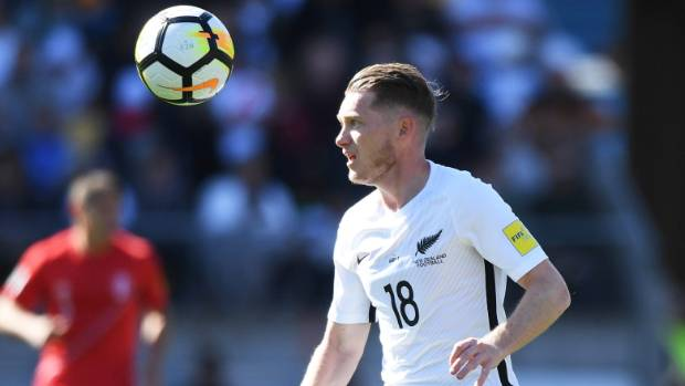 All Whites defender Kip Colvey joins Anthony Hudson at Colorado Rapids