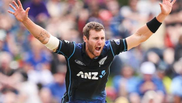 New Zealand beats West Indies by 5 wickets in 1st ODI