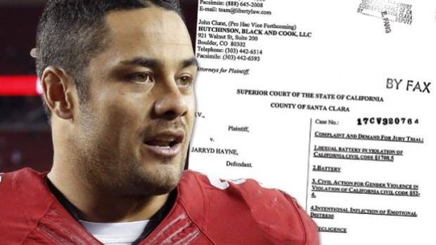 Jarryd Hayne to be grilled by NRL integrity unit over rape allegations
