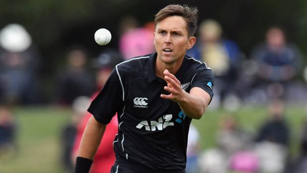 New Zealand wins toss, bats in third ODI vs. West Indies