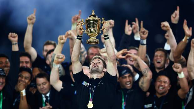Cook Island All Black Players