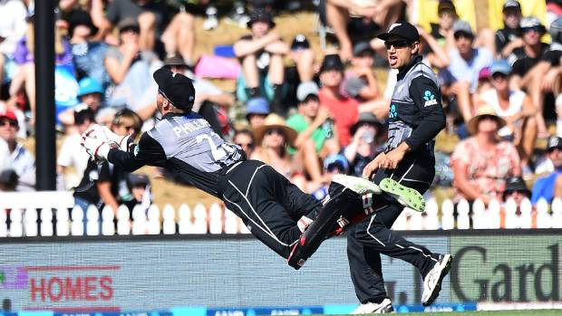 Black Caps bat first in T20 series opener against Windies