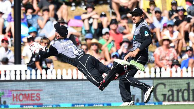New Zealand v/s West Indies second T20 abandoned due to rain