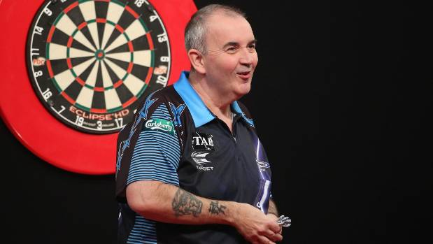 Rob Cross ready for Phil Taylor challenge after stunning Michael van Gerwen