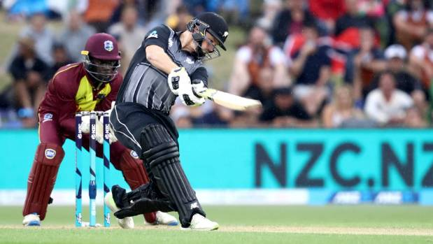 Rain washes out 2nd T20I between New Zealand and West Indies