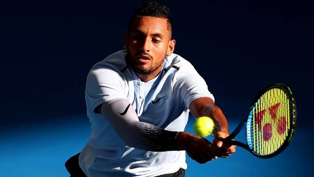 Dimitrov to face Kyrgios in Brisbane semis