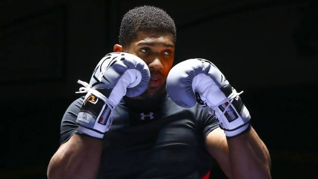 Anthony Joshua, Joseph Parker heavyweight title fight set to be announced