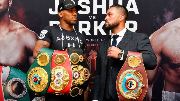 Joshua vs Parker: Tyson Fury appearance welcomed by Anthony Joshua