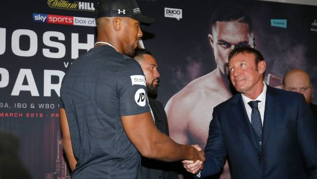How Joseph Parker's clever ploy secured Anthony Joshua showdown