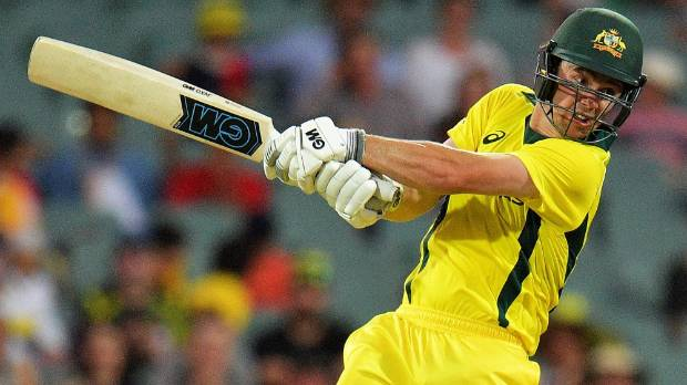 Maxwell drafted into Aussie ODI squad