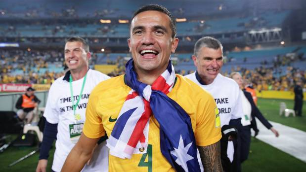 Tim Cahill 'comes home' to Millwall 14 years after leaving the club