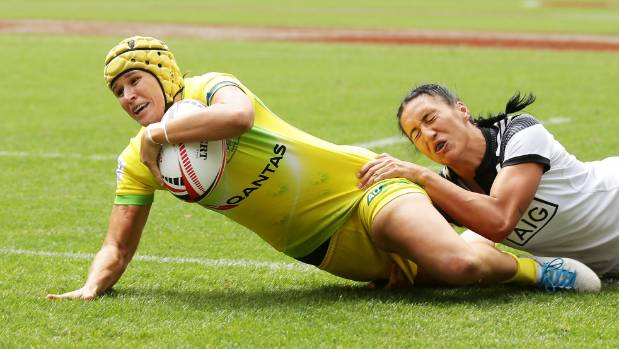 Australian men and women through to Day 3's finals at Sydney Sevens