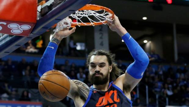 Steven Adams is the 'real deal' in the eyes of many
