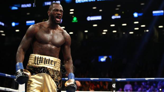 Wilder planning showdown with Joshua in Cardiff