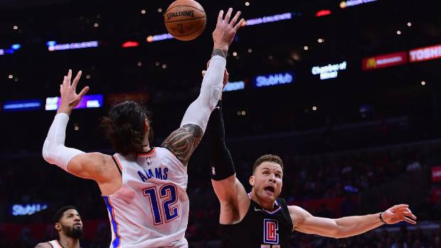 Clippers reportedly trade Blake Griffin to Pistons in blockbuster deal