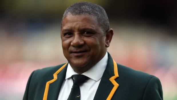 Allister Coetzee sacked as Bok coach