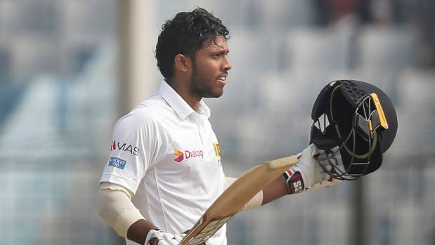 Sri Lanka pile 504/3 as they take control of Chittagong Test