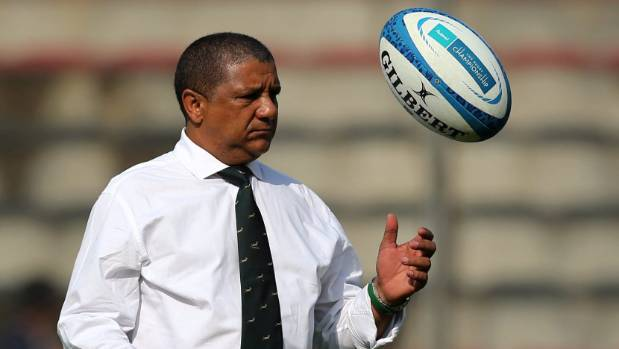 Coetzee out as Springboks coach after 2 years