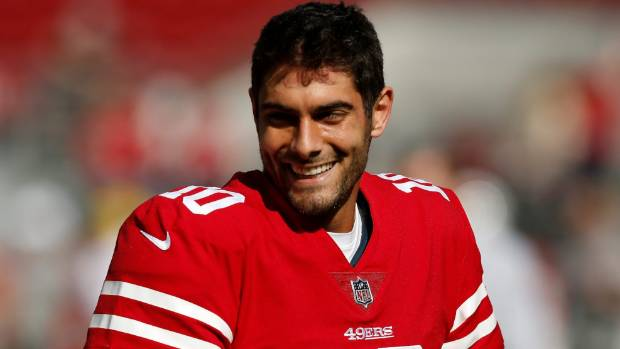 Jimmy Garoppolo extension sets mark for negotiations with Kirk Cousins