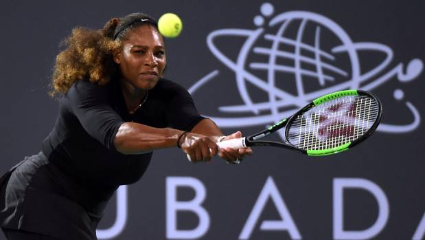 GETTY IMAGES       Serena Williams missed the Australian Open due to fitness concerns