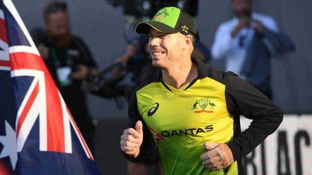 Australia proved a point with tri-series dominance, says Warner