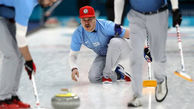 United States stuns Canada in men's curling semifinal; gold medal match next