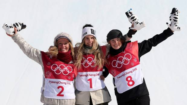 Winter Olympics: New Zealand teens end country's long medals-drought