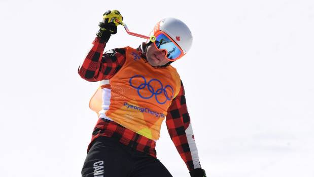 Canadian Olympian allegedly steals auto  in PyeongChang