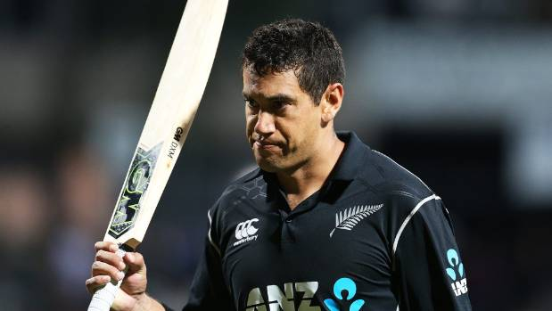 Ross Taylor, Kane Williamson in doubt for remainder of England ODI series