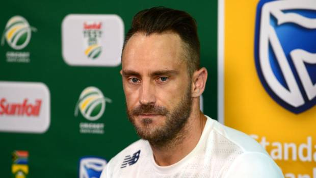 Confrontation in players' tunnel at S Africa-Australia test