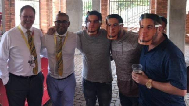 CSA suits in hot water over Sonny Bill masks